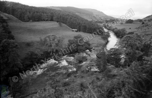 River Wharfe, Haugh Woods and St George's Knoll
